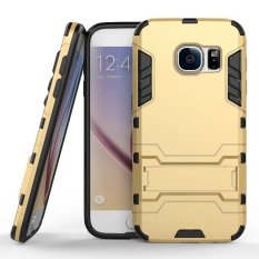 For Sale For Samsung Galaxy S7 G9300 Case 5 1Inch Dual Layer Hybrid Rugged Armor Hard Pc Tpu Shockproof With Kickstand Cover Cases Intl