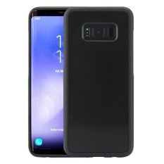 Review For Samsung Galaxy S8 Plus Anti Gravity Adsorption Case Magical Sticky Snap On Back Cover Black Intl Moonmini