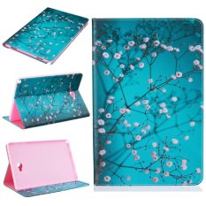 Buy For Samsung Galaxy Tab A 10 1 With S Pen P580 Leather Pu Case Flip Folio Wallet Stand Cover Plum Blossom Intl Moonmini Cheap