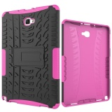Cheapest For Samsung Galaxy Tab A A6 10 1 P580 P585 S Pen Version Tpu Tough Hard Duty Rugged Armor Hybrid Case Cover Intl Online