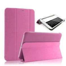For Samsung Galaxy Tab3 7.0 Lite T110 T111 Case Cover Auto Wake Sleep PK - intl