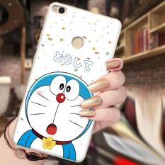 Compare For Xiaomi Mi Max 2 6 44 Inch Case 3D Stereo Relief Painting Back Case Cover Multicolor 12 Intl