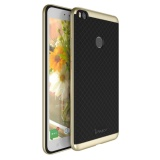 Deals For For Xiaomi Mi Max 2 6 44 Inch Case Luxury Pc Tpu Hybrid Case Hard Armor Slim Cover Accessories Gold Intl