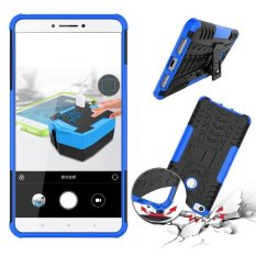 For Xiaomi Mi Max Case Tough Impact Phone Cases Heavy Duty Armor Hybrid Anti Knock Silicone Hard Back Cover For Xiaomi Mi Max Blue Intl Oem Cheap On China