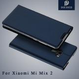 Shop For For Xiaomi Mi Mix 2 Case Dux Ducis Brand Wallet Leather Cover Xiaomi Mix 2 Case Flip Stand Leather Case For Xiaomi Mi Mix2 Cases Intl