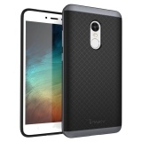 Shop For For Xiaomi Redmi Note 4X 5 5 Inch Case Luxury Pc Tpu Hybrid Case Hard Armor Slim Cover Accessories 32Gb Standard Version Grey Intl