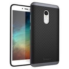 Price Compare For Xiaomi Redmi Note 4X 5 5 Inch Case Luxury Pc Tpu Hybrid Case Hard Armor Slim Cover Accessories 32Gb Standard Version Grey Intl