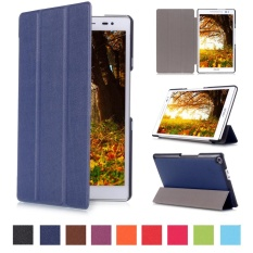 For Zenpad 8 Inch Case Stand Folio Leather Smart Cover For Asus 8 Tablet Z380Kl Knl Dark Blue Intl On China