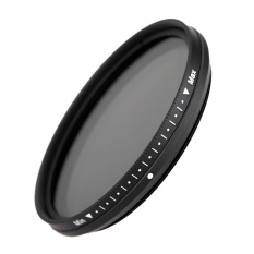 Fotga 52mm Slim Fader Variable Nd Filter Adjustable Neutral Density Nd2 To Nd400 (export) By Tomtop.
