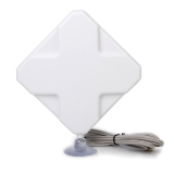 Buy Four G Lte Antenna 35Dbi Ts9 Connector Booster Signal Amplifier For Huawei Equipmen Or Zte Usb Modem Bolehdeals Original