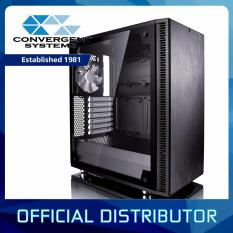 Fractal Design Define C Black Tempered Glass Tg Atx Casing Free Shipping
