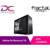 Compare Fractal Design Define R6 Blackout Tg Prices