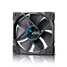 Sale Fractal Design Venturi Hp 12 Pwm Fan Black Fractal Design Branded