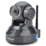 Sale Free Ddns Vstarcam T7837Wip 720P 1 Mp Wireless Network Surveillance Camera W 10 Ir Led Black On China