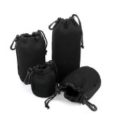 Latest Freebang New 4 Pcs Neoprene Camera Lens Soft Protector Carry Pouch Bag Case Set S M L Xl Intl New Intl