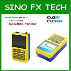 FTA Digital Satellite Meter MPEG-2 High Definition satellite Finder freesat  V8 Finder - intl