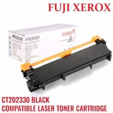 Where To Shop For Fuji Xerox Ct202330 Black Compatible Laser Toner Cartridge Prints 2600 Pages