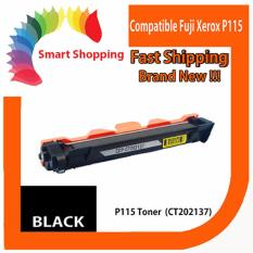 FUJI XEROX P115 CT202137 COMPATIBLE PREMIUM TONER CARTRIDGE(BLACK) 1k