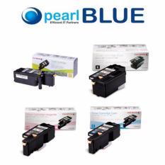 Discounted Fuji Xerox Value Pack Ct201591 Ct201592 Ct201593 Ct201594 High Capacity Toner Cartridges