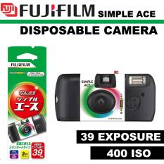 Deals For Fujifilm 35Mm Disposable Single Use Camera Simple Ace Iso 400 35Mm Disposable Camera