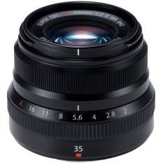 Price Fujifilm Fujinon Xf 35Mm F 2 R Wr Lens Black For Fujifilm X Mount On Singapore