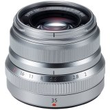 Low Price Fujifilm Fujinon Xf 35Mm F 2 R Wr Lens Silver For Fujifilm X Mount