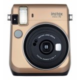 Cheapest Fujifilm Instax Mini 70 Instant Film Camera Gold Intl