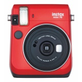 Sale Fujifilm Instax Mini 70 Instant Film Camera Red Intl Fujifilm