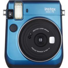 Fujifilm Instax Mini 70 Instant Film Polaroid Camera Blue Online