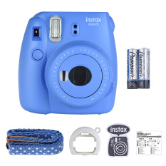 Fujifilm Instax Mini 9 Instant Camera Film Cam With Selfie Mirror Intl Coupon Code