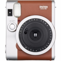 Fujifilm Instax Mini 90 Neo Classic Instant Film Camera - [brown] - Intl By 4p Store.