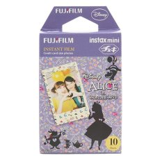 Fujifilm Instax Mini Alice in Wonderland Instant Films - 10 Sheets