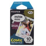 Where Can I Buy Fujifilm Instax Mini Comic Instant Films 10 Sheets