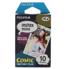 Buy Fujifilm Instax Mini Comic Instant Films 10 Sheets Cheap On Singapore
