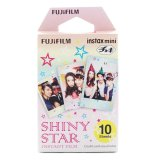 Buy Fujifilm Instax Mini Shiny Star Instant Films 10 Sheets Online Singapore