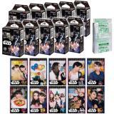 Retail Fujifilm Instax Mini Star Wars Ww Instant 100 Film For Fuji 7S 8 25 50S 70 90 Polaroid 300 Instant Camera Share Sp 1
