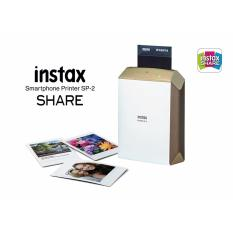 Who Sells The Cheapest Fujifilm Instax Share Smartphone Printer Sp 2 Gold Online