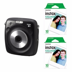 Sale Fujifilm Instax Square Sq10 2X Film Packs 20 Exposures Hong Kong Sar China