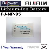 Cheapest Fujifilm Np95 Fj Np 95 Lithium Ion Replacement Battery For X Series Finepix Camera By Divipower