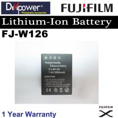 Buy Fujifilm W126 W126S Fj W126 Lithium Ion Replacement Battery For X Series Finepix Camera By Divipower Divipower Online