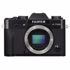 Fujifilm X T20 Black Free Shipping