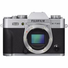 Fujifilm X T20 Mirrorless Digital Camera Body Only Silver Promo Code