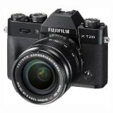 Where To Buy Fujifilm X T20 Black Mirrorless Digital Camera Fujinon Xf 18 55Mm Lens