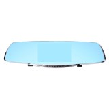 Sale Full Hd 1080P Car Dvr Camera Avtoregistrator 5 Inch Rearview Mirror Intl Online On China
