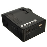 Latest Full Hd 1080P Input Multimedia Home Theater Led Mini Projector Cinema Tv Vga Mh Export