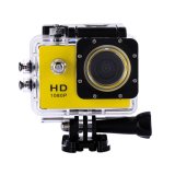 Full Hd 30M Waterproof Sports Action Camera Dv Dvr 2 Sj4000 Yellow Export Online