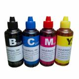 Review Full Set Refillable 100Ml Universal Ink Bottle For Inkjet Printers Brother Canon Epson Hp Singapore