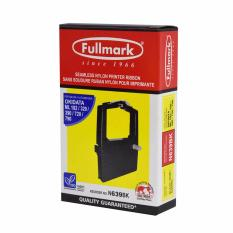 Compare Fullmark N639Bk Seamless Nylon Ribbon Compatible Replacement For Okidata Ml 182 320 390 720 790 Black 9 Pack Prices