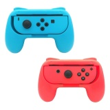 Price Compare Fuskm Fastsnail Joy Con Grips For Nintendo Switch Wear Resistant Joy Con Handle For Nintendo Switch 2 Pack Blue Red Intl
