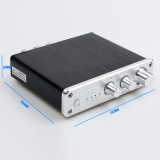 Compare Prices For Fx Audio Xl 2 1Bl Tpa3116 High Power 2 1 Channel Bluetooth 4 Digital Audio Subwoofer Amplifier Input Rca Aux Bt 50W 2 100W Intl